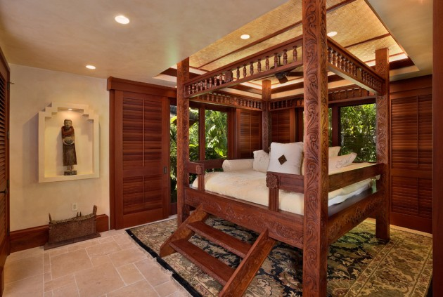 bali house 15 exotic tropical bedroom designs - Bali Bedroom Design