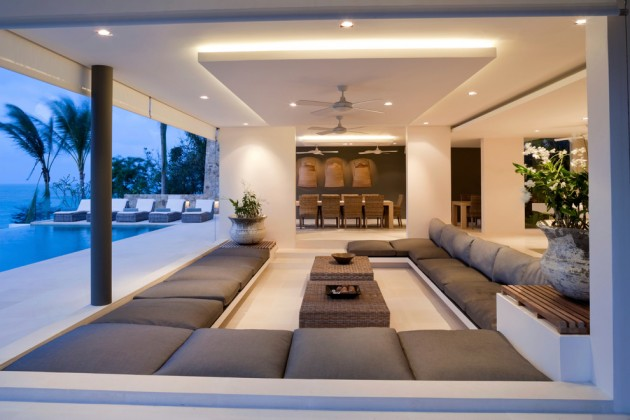 15 Exotic Tropical Living Room Designs To Make You Enjoy