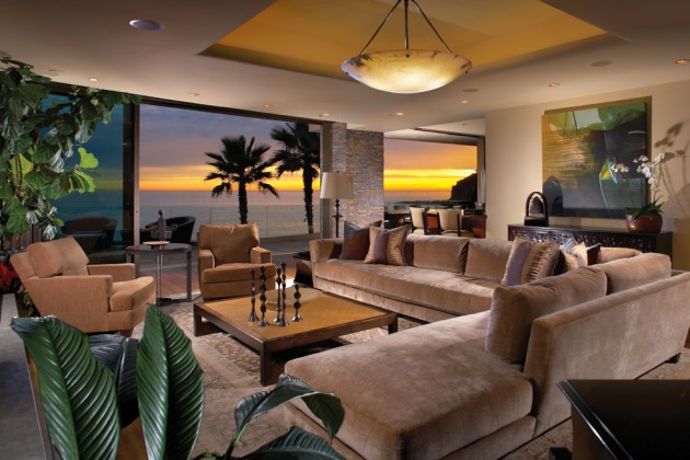 Captivating 15 Exotic Tropical Living Room Designs To Make You Enjoy The View Even More