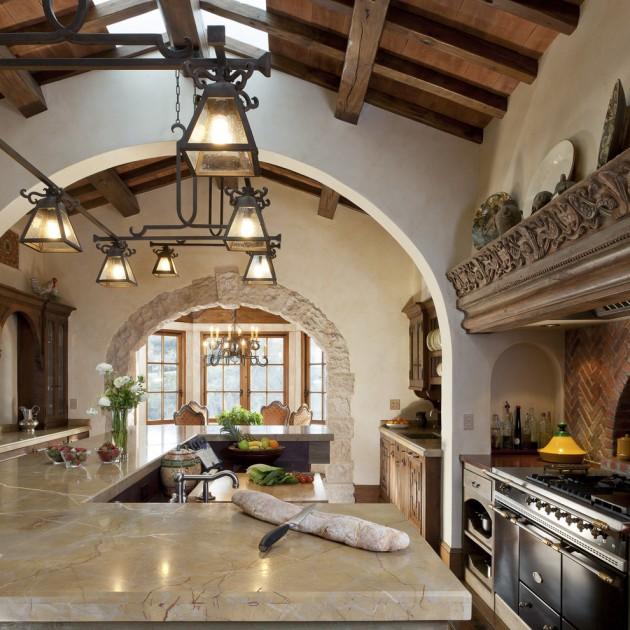 15 Exquisite Mediterranean Kitchen Interior Designs For ...