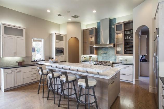 15 Exquisite Mediterranean Kitchen Interior Designs For Elegant Cooking
