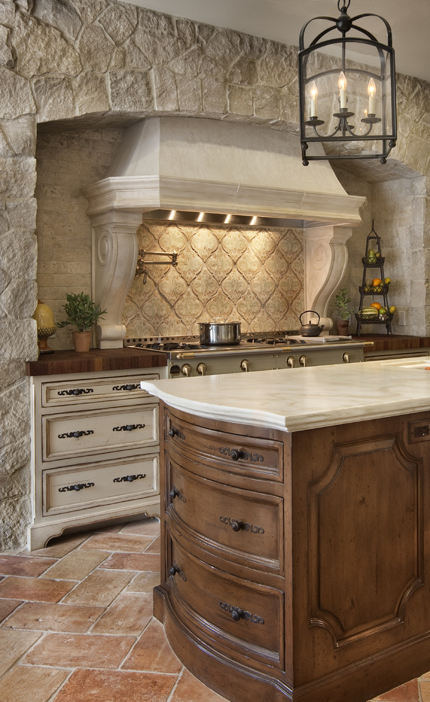 15 Exquisite Mediterranean Kitchen Interior Designs For ...