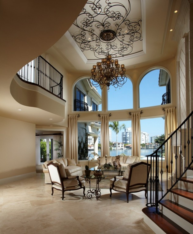 Mediterranean House Design Ideas 11 Most Charming Ones In: 15 Extravagant Mediterranean Living Room Designs That Will