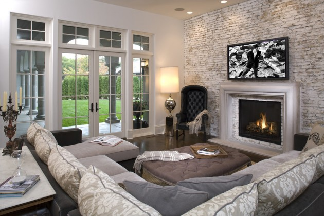 15 extravagant mediterranean living room designs that will make you jealous - Mediterranean Living Room 2015