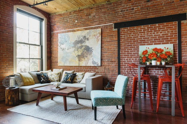15 fascinating industrial living room designs that turn for 15 x 11 living room
