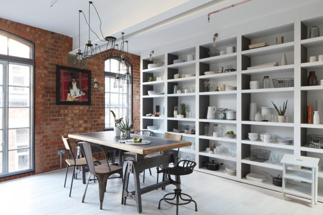 15 Irresistible Industrial Dining Room Designs To Extract Inspiration And Ideas From