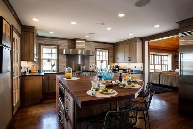 Farmhouse Kitchen Styles