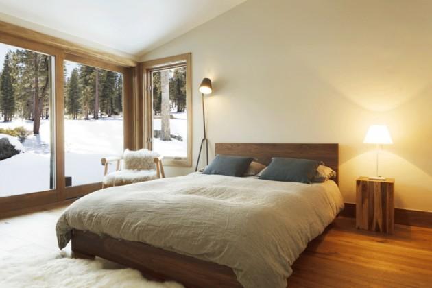 15 Restful Rustic Bedroom Interior Designs That Will Make You Sleep Nice