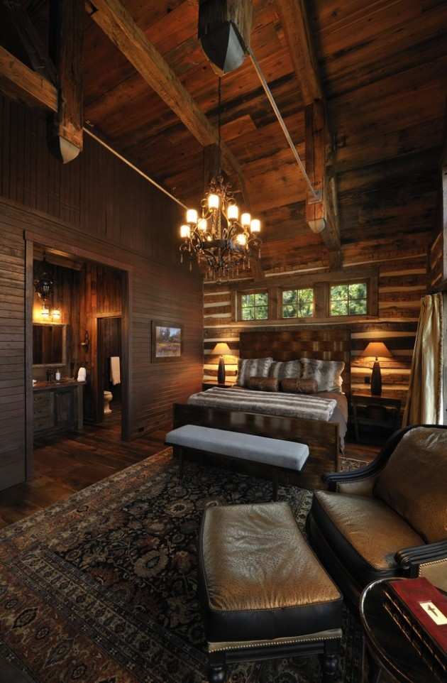 15 restful rustic bedroom interior designs that will make you sleep nice interior design - Nice interior pic ...