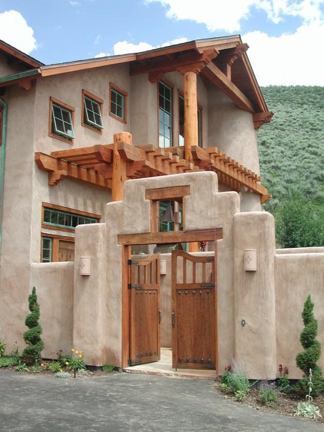 15 Tremendous Southwestern Exterior Designs of Desert Residences