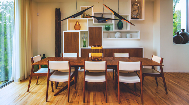 15 Vintage Mid-century Modern Dining Room Designs You're Going To Love
