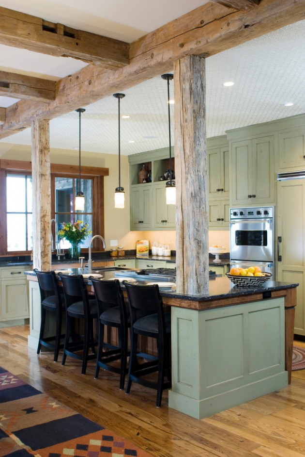 15 Warm Rustic Kitchen Designs That Will Make You Enjoy Cooking!