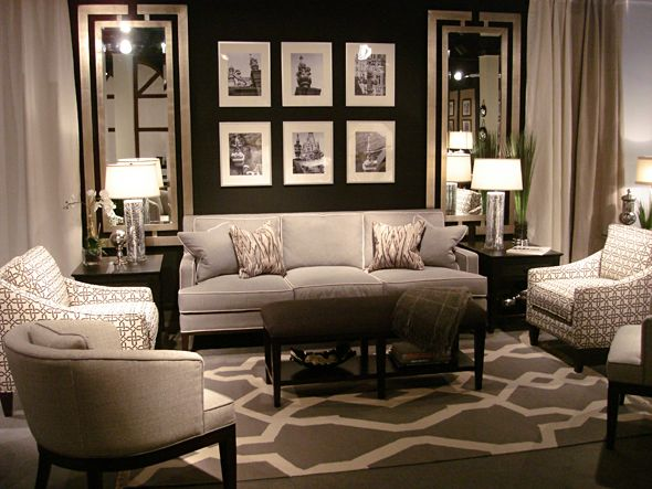 living room dark 15 dramatic living room design ideas 11640