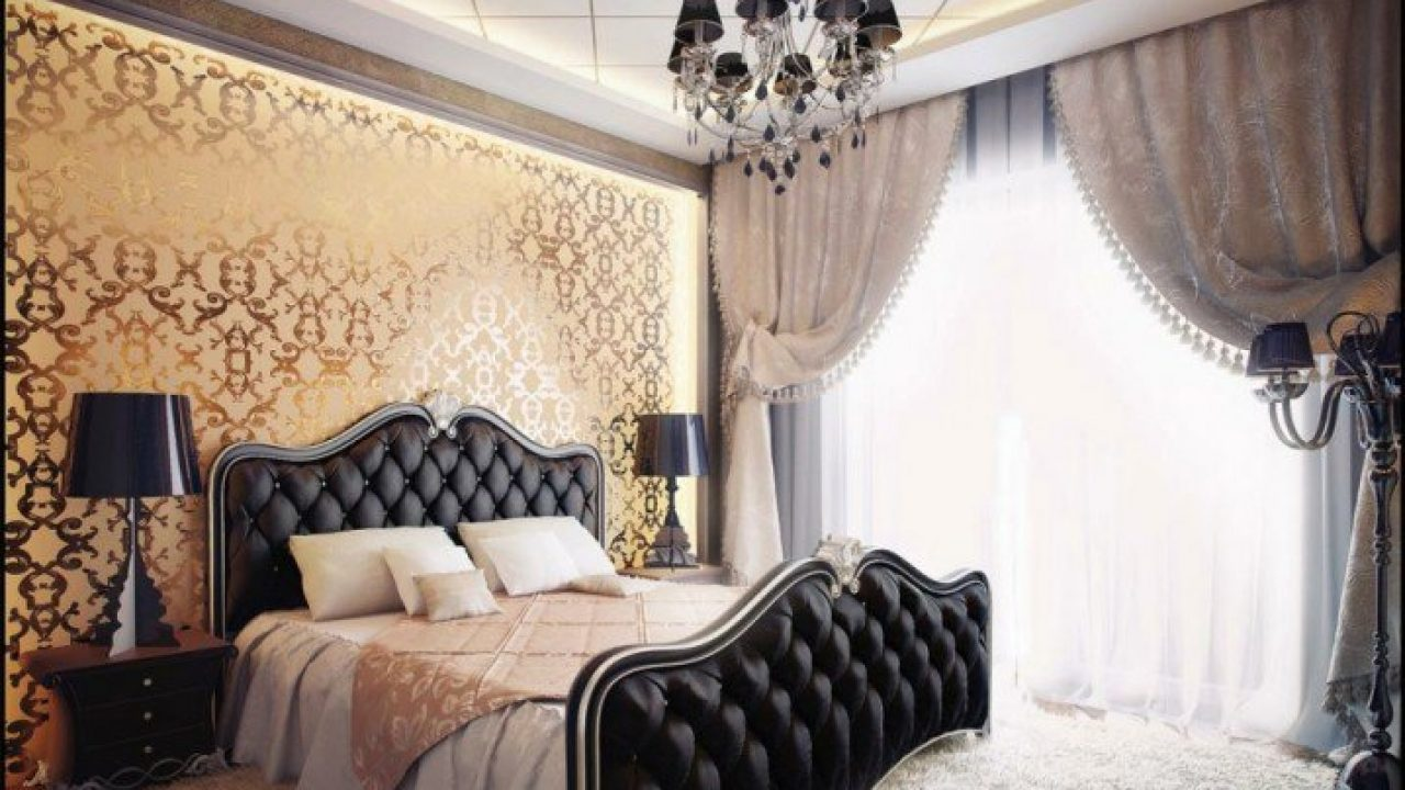 Picture of: 18 Delightful Bedrooms With Tufted Headboard Designs