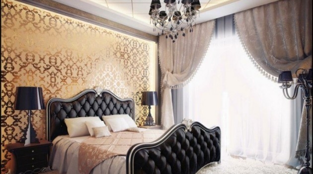 18 Delightful Bedrooms With Tufted Headboard Designs
