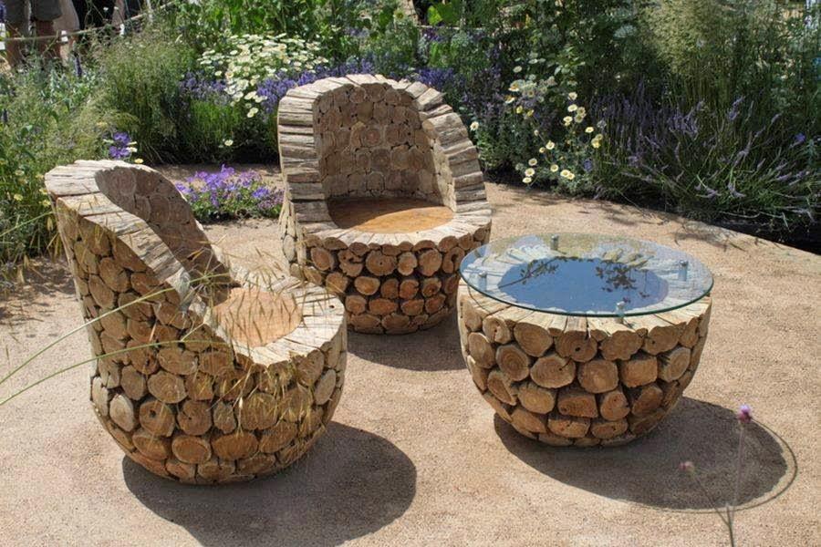 Интересные идеи для дома из дерева