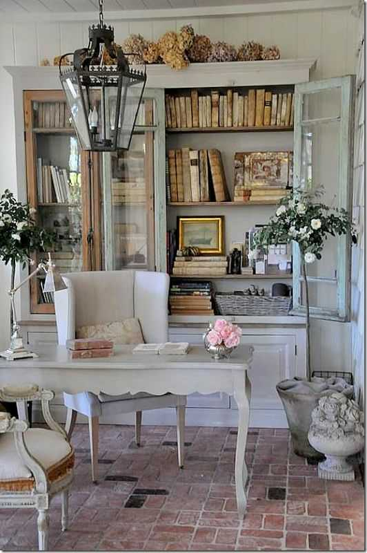 15 Delightful Shabby Chic Interior Design Ideas