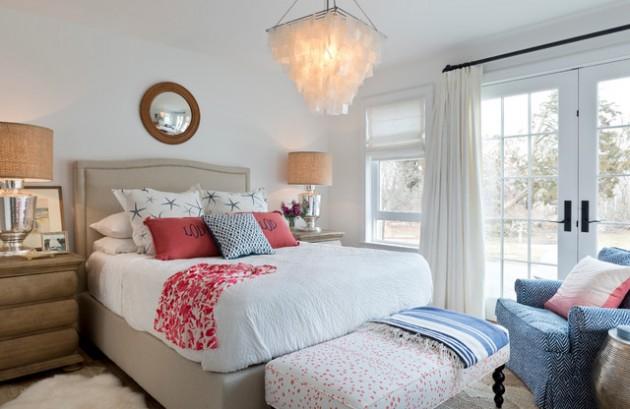 17 Beautiful & Bright Bedroom Design Ideas