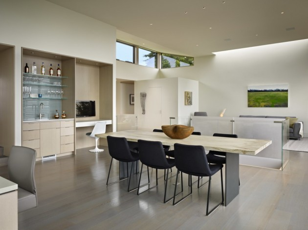 17 Elegant Modern Dining Room Interior Designs That Will Make Your Jaw Drop
