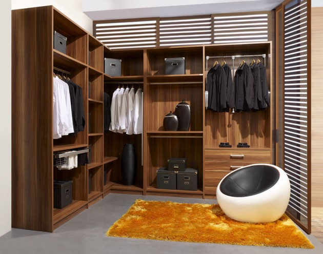 17 Sophisticated Masculine Walk-In Closets For Men With Style