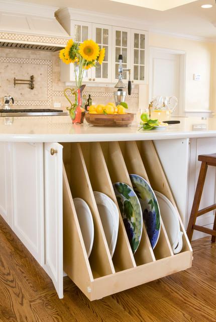 24 Totally Genius Space Saving Kitchen Storage Solutions