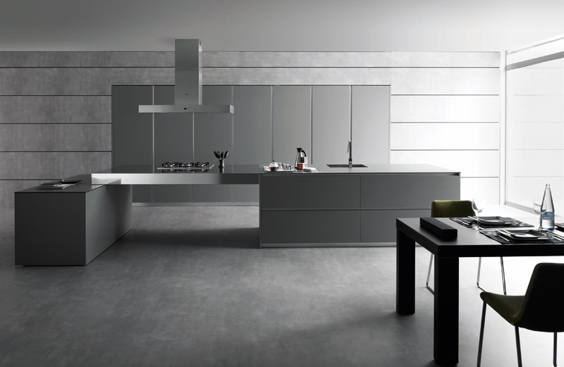 18 captivating minimalist kitchen design ideas - Minimal kitchen design ...