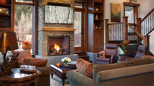 Family Room Ideas With Fireplace Decor