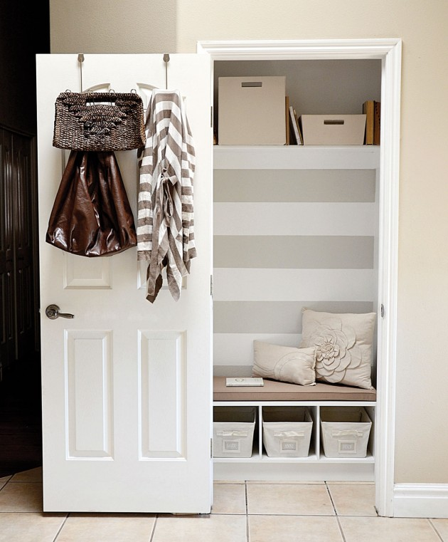 14 Particularly Good Ways To Transform Your Closet Wisely