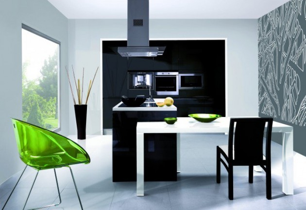 Superb 18 Captivating Minimalist Kitchen Design Ideas Part 14