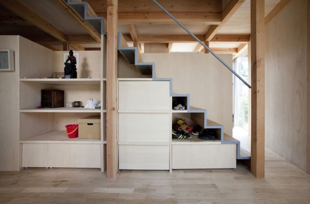 23 Most Functional Under The Stairs Storage Ideas That