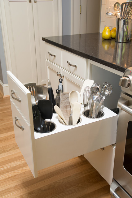 24 Totally Genius Space Saving Kitchen Storage Solutions