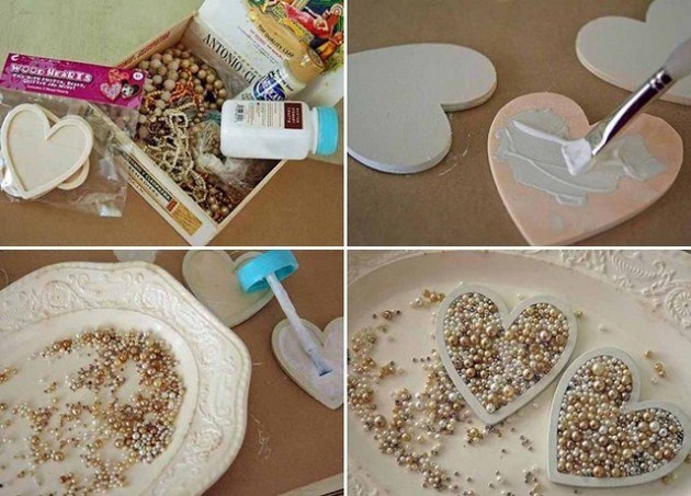 19 Unusally Easy & Cheap DIY Valentines Day Home Decorations
