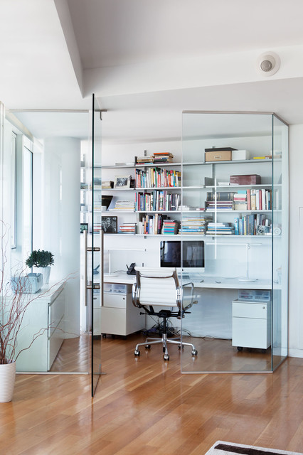 18 Adorable Mini Home Office Designs For Small Apartments