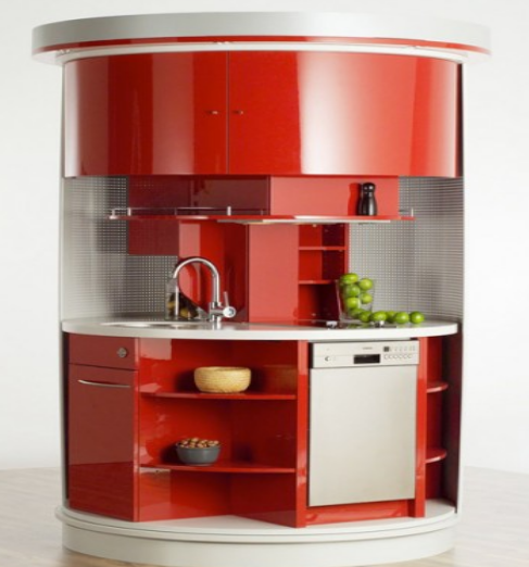 Top 16 most practical space saving furniture designs for small kitchen - Space saving furniture ideas for homes ...