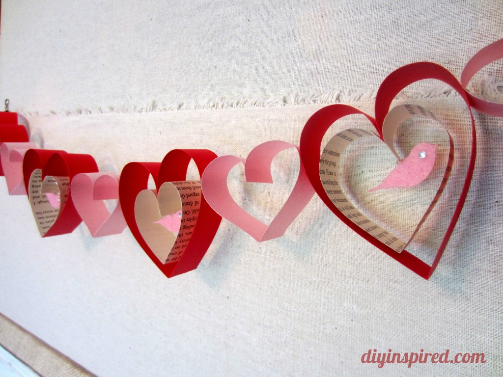 19 Outstanding DIY Wall Art Ideas For Unforgettable Valentine's Day