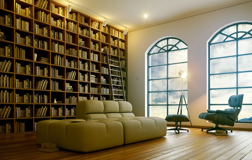 Marvelous 50 Super Ideas For Your Home Library Largest Home Design Picture Inspirations Pitcheantrous