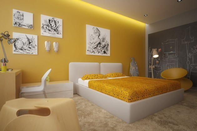 Top 6 Colors For Relaxing Bedroom