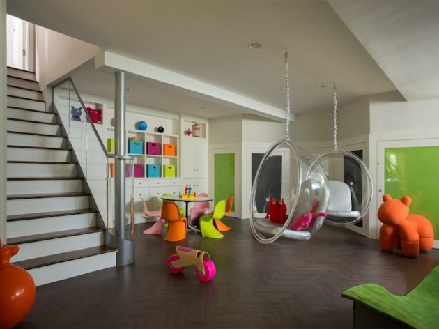 Playroom Design Architecture