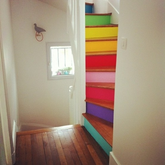 12 Diy Old Pallet Stairs Ideas: 12 Fascinating DIY Ideas To Update Your Stairs