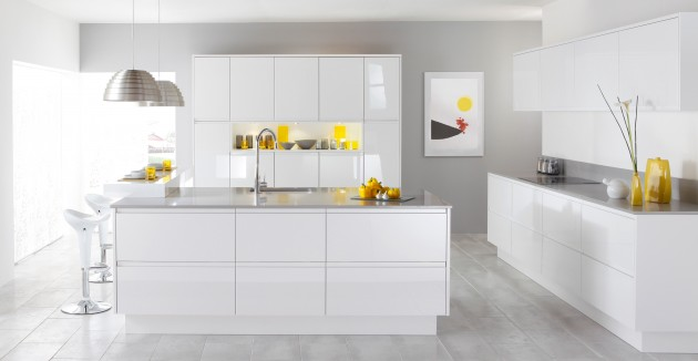 18 Captivating Minimalist Kitchen Design Ideas Part 91