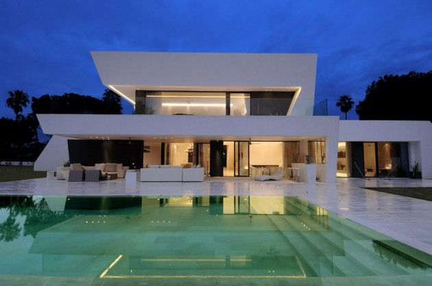 Top 7 Most Impressive Contemporary Dream Homes For This Month