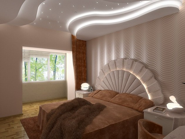 18 Most Astonishing Bedroom Ceiling Designs That Will Leave You Speechless