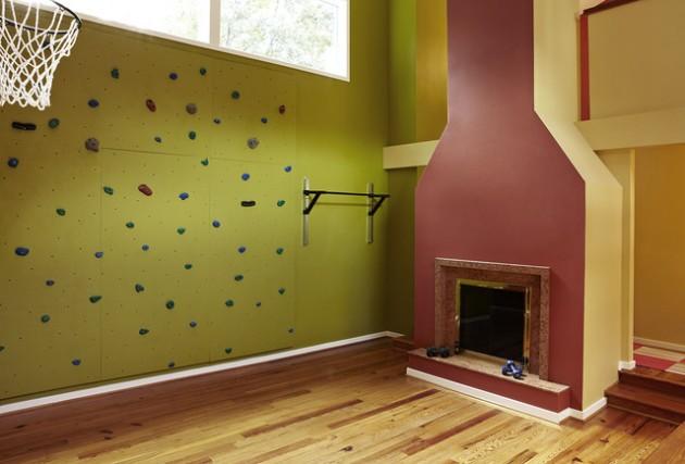 16 Joyful Basement Playroom Designs for Your Dearest
