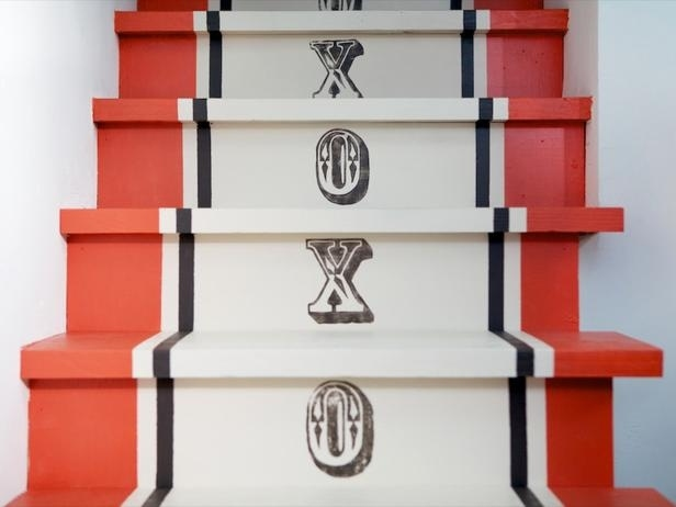 12 Fascinating DIY Ideas To Update Your Stairs