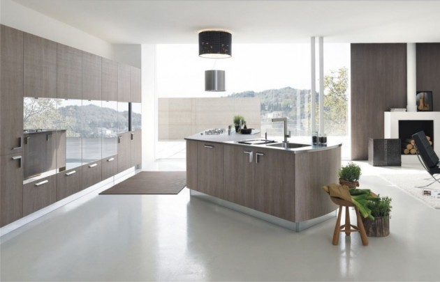 minimalist kitchen interior design. 18 Captivating Minimalist Kitchen Design Ideas