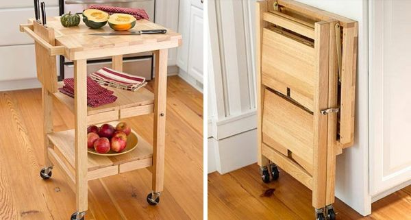 space saving kitchen furniture. top 16 most practical space saving furniture designs for small kitchen e