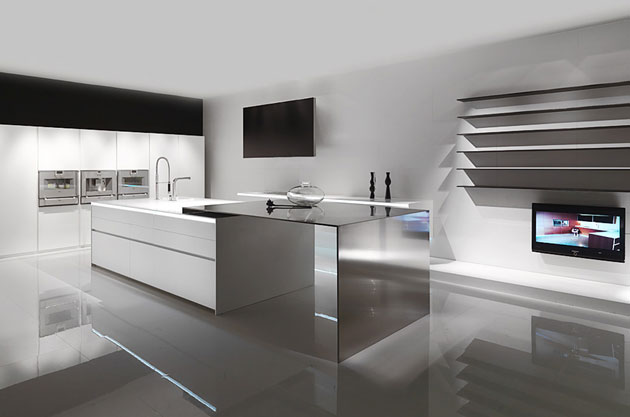 18 captivating minimalist kitchen design ideas for Modern minimalist kitchen design