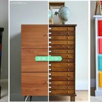28 Super Cool & Money Saving Ways to Transform Old Boring Dresser