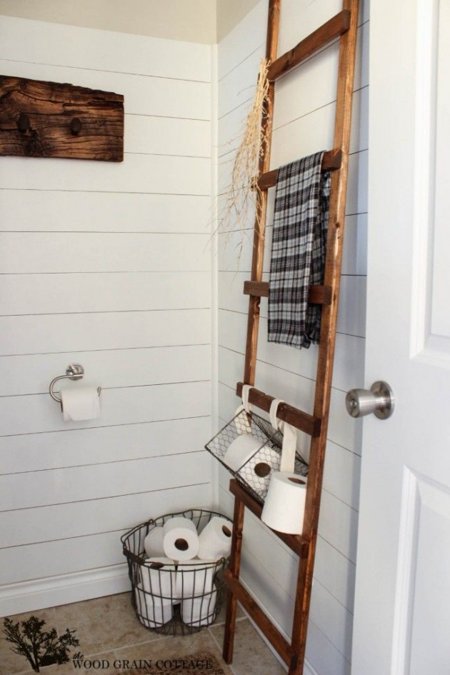 Top 17 Most Creative DIY Storage Solutions For Your Tiny Bathroom