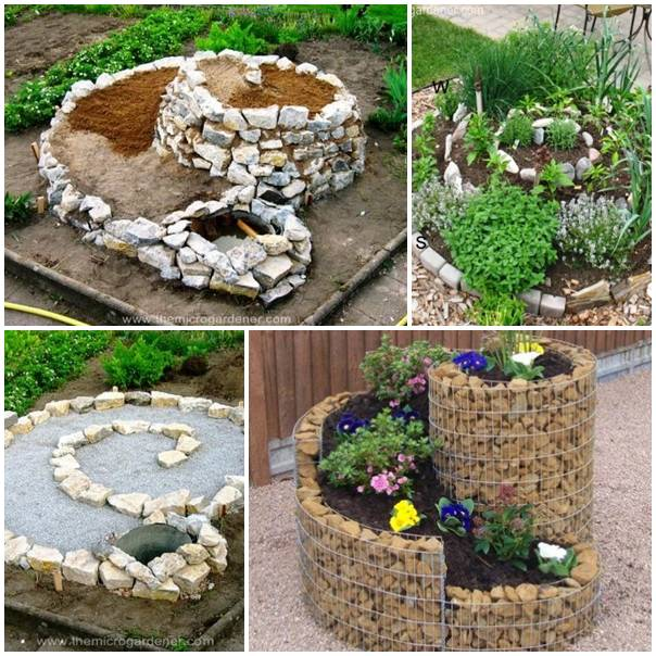 Diy Landscape Design: 28 Truly Fascinating & Low Budget DIY Garden Art Ideas You